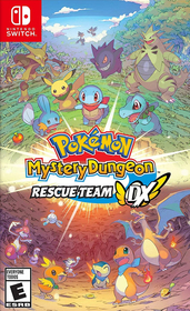 Pokemon Mystery Dungeon: Rescue Team DX para Nintendo Switch
