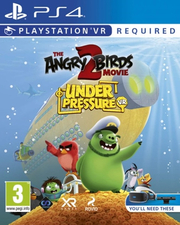 The Angry Birds Movie 2 Under Pressure para PS4