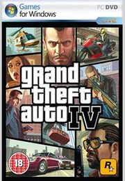 Grand Theft Auto IV para PC