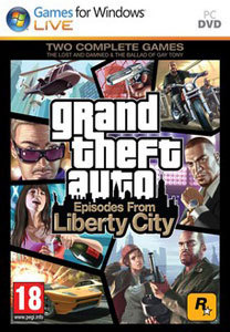 Grand Theft Auto IV: Episodes From Liberty City para PC