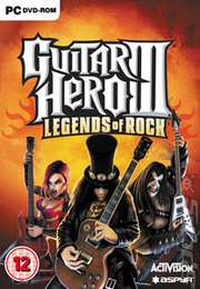 Guitar Hero III: Legends of Rock para PC