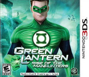 Green Lantern: Rise of the Manhunters para 3DS