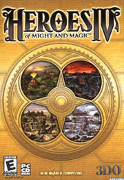 Heroes of Might and Magic IV para PC