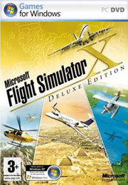 Microsoft Flight Simulator X para PC