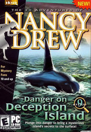 Nancy Drew: Danger on Deception Island para PC