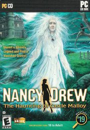 Nancy Drew: The Haunting of Castle Malloy para PC