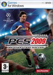 Pro Evolution Soccer 2009 para PC