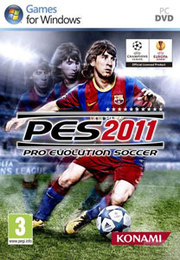 Pro Evolution Soccer 2011 para PC