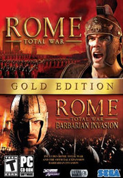 Rome: Total War Gold Edition para PC