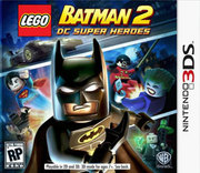 LEGO Batman 2: DC Super Heroes para 3DS