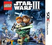 LEGO Star Wars III: The Clone Wars para 3DS