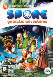 Spore Galactic Adventures para PC