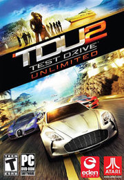 Test Drive Unlimited 2 para PC