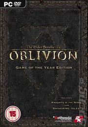 The Elder Scrolls IV: Oblivion - Game of the Year Edition para PC