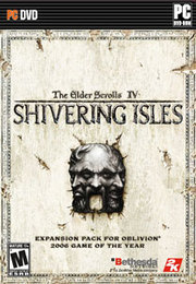 The Elder Scrolls IV: Shivering Isles para PC