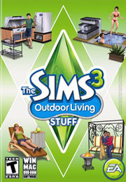 The Sims 3: Outdoor Living Stuff para PC