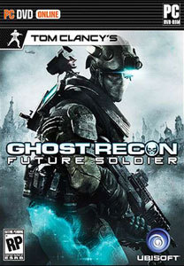 Tom Clancy-s Ghost Recon: Future Soldier para PC