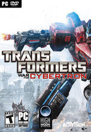 Transformers: War for Cybertron para PC