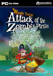 Woody Two-Legs: Attack of the Zombie Pirates para PC