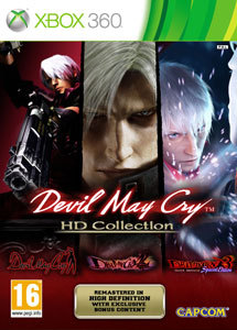 Devil May Cry HD Collection para XBOX 360
