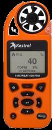Kestrel 5500 FW para prevención de incendios