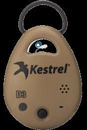 kestrel drop d3 ballistics