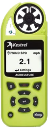 5500ag agricultural weather meter