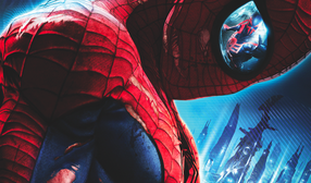 A voz por trás de Spider-Man: Edge of Time