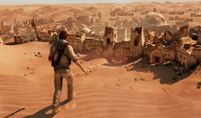 Novo gameplay de Uncharted 3 surpreende