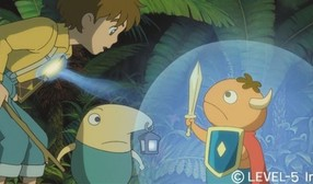 Confirmado Ni no Kuni: Wrath of the White Witch para os EUA
