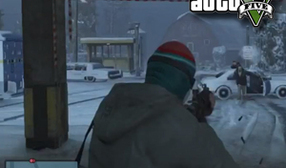 Vaza gameplay de GTA V
