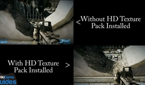 Video comparativo das texturas HD em Battlefield 3