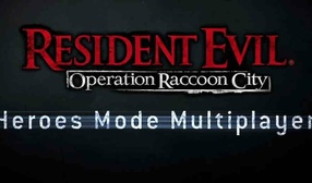 Novo vídeo de Resident Evil Operation Raccoon City – Heroes Mode Multiplayer
