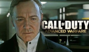 Kevin Spacey fala sobre seu personagem no novo Call of Duty