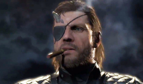 Snake terá chifres em Metal Gear Solid 5: The Phantom Pain
