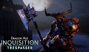 Trespasser é a nova DLC de Dragon Age Inquisition
