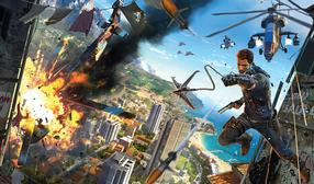 Veja o novo gameplay de Just Cause 3