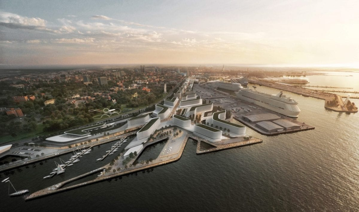 c3e062a862a Tallinn Port Masterplan 2030 Competition « Competitions