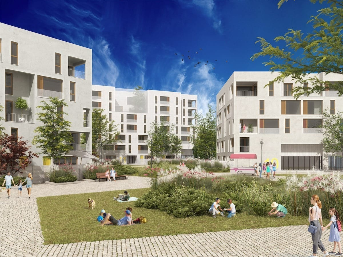 Russian Open Competition For Alternative Layout Design In Standard Housing