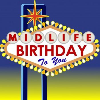 Midlife Birthday cover art