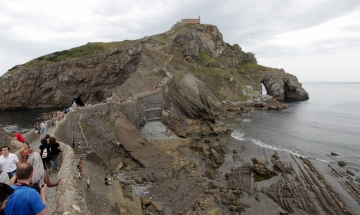 Thrones traffic straining Dragonstone filming location