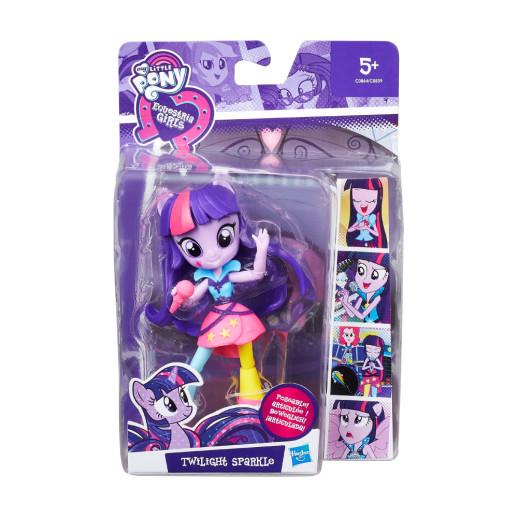 Equestria Girl Mini Twilight Sparkle Roquera