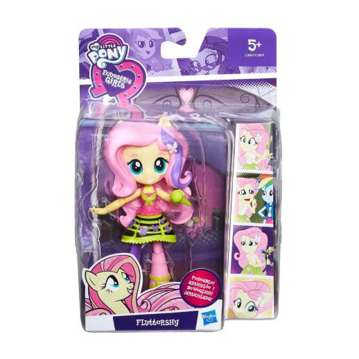 Equestria Girl Mini Fluttershy Roquera