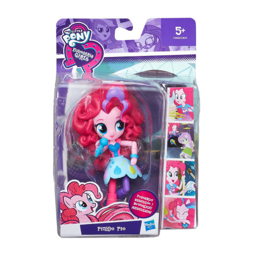 Equestria Girl Mini Pinkie Pie Roquera