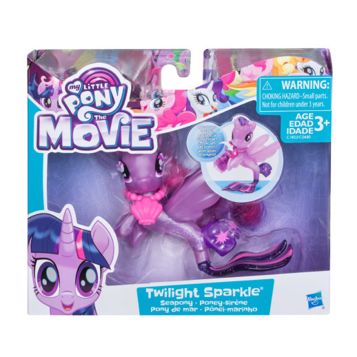 My Little Pony Figura Básica Ponysirena Twilight Sparkle