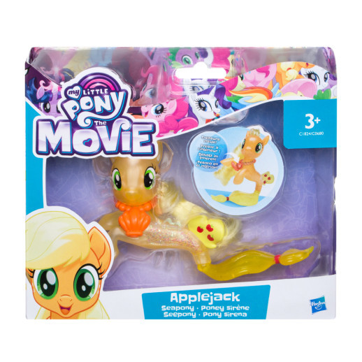 My Little Pony Figura Básica Ponysirena Applejack