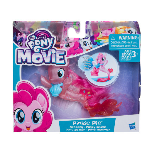 My Little Pony Figura Básica Ponysirena Pinkie Pie