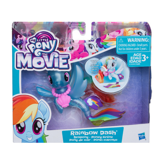 My Little Pony Figura Básica Ponysirena Rainbow Dash