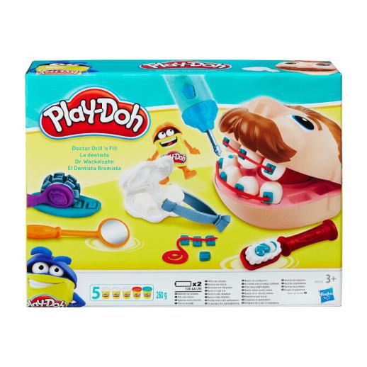 Play Doh Dentista Bromista