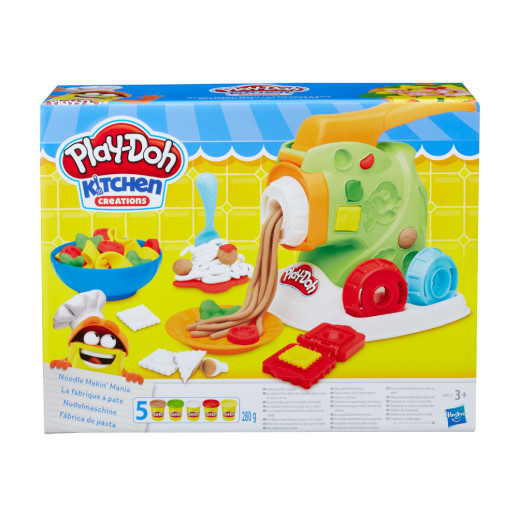 Play Doh Kitchen Fábrica De Pasta